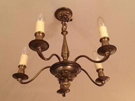 vintage ceiling and wall light fittings and picture wall lights