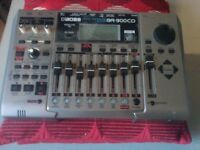 boss digital recording studio cd 900