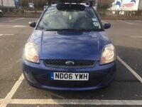 FORD FIESTA STYLE AUTOMATIC..EXTREMELY LOW GUARANTEED MILEAGE,,HALFORD ROOF BOX £2495