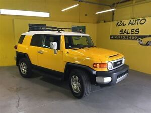 2007 Toyota FJ Cruiser ~ GREAT SHAPE ~ 4x4 ~ CERTIFIED ~