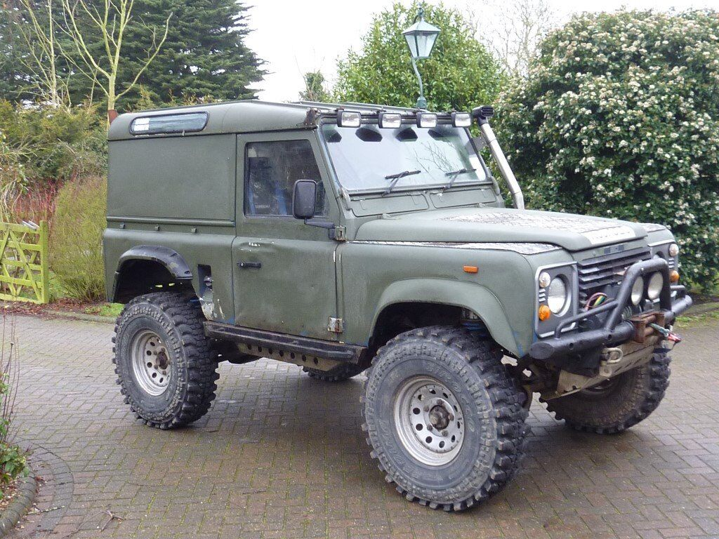 land rover defender 90 200 tdi 2 5 diesel off road modified in beccles suffolk gumtree. Black Bedroom Furniture Sets. Home Design Ideas