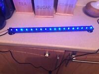 RGB LED bubble Bar Light for Aquarium Tank