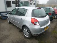 RENAULT CLIO - BK60CHC - DIRECT FROM INS CO