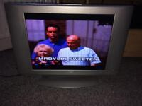 """20"""" Phillips LCD tv with remote"""