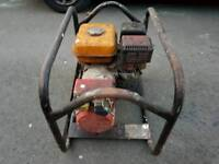 Honda generator petrol first time starter