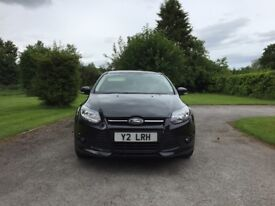 Ford Focus 2011 New Shape 1.6 BLACK Two Keys 6 Months MOT Great Condtion Tints