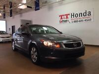 2008 Honda Accord EX-L *Local Vehicle, Leather, Sunroof*