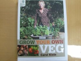 Grow your own Veg, Carol Klien