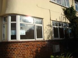 2-bedroom ground flat to let