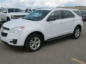 2014 Chevrolet Equinox LS1 AWD Pwr Seat Alloys Bluetooth