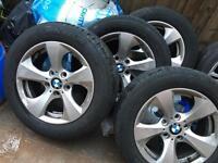 2011 Bmw 3 series alloy wheels
