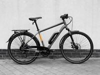 City electric bicycle Raleigh 2020 model large size 3 Keys and charger