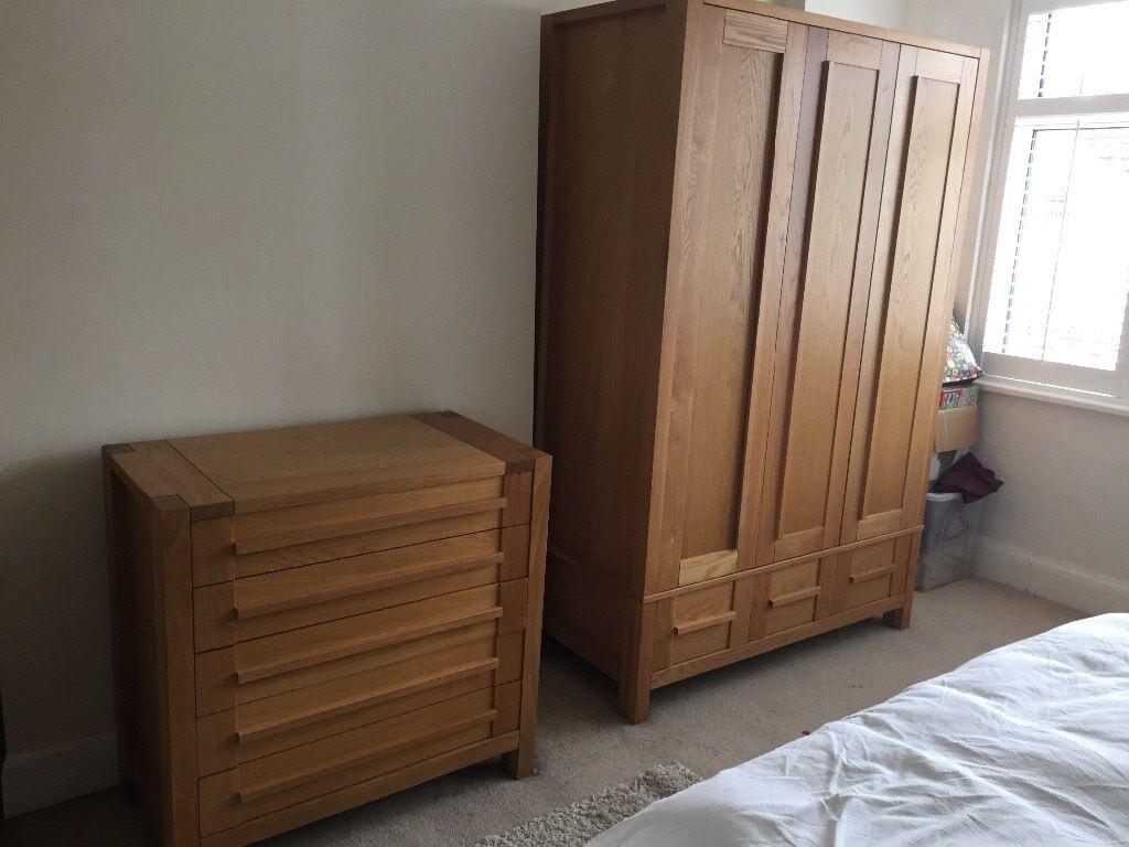 Marks And Spencer Bedroom Furniture Bedroom Furniture M S Sonoma Light Oak Range Triple Wardrobe