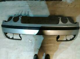 Vw polo twist bumper