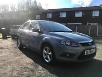 2009 FORD FOCUS 1.6 ZETEC *LONG MOT* FULL HISTORY* HPI CLEAR* RELLY CLEAN CAR*