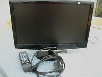 Samsung Syncmaster 933HD Widscreen HD TV/Monitor - Like New!