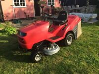 HONDA RIDE-ON TRACTOR MOWER