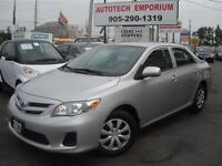 2011 Toyota Corolla CE Plus All power options & ABS