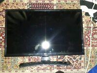 "24"" LG TV as new, remote, flatscreen, HD USB PCMIA"