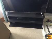 TV Stand holds 42-55 inch TV