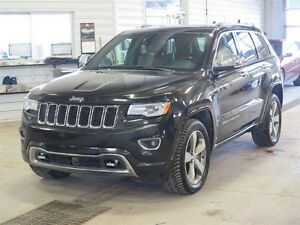 2015 Jeep Grand Cherokee Overland 3,0 Litres DIESEL