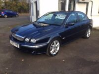 **** IMMACULATE LOW MILEAGE JAGUAR X-TYPE 2.0d SE ****