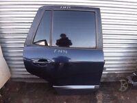 Hyundai Santa Fe (2001-2006) OS Right Driver Side REAR Door ref.7ag34