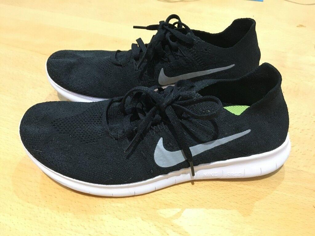 Nike Free Run Flyknit - Womens size 6  06847e0a48
