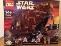 Star Wars Lego Sandcrawler 75059 (mint, new)