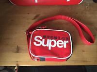 Men's Superdry Pouch bag