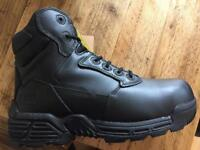 Magnum Stealth Force 6.0 Leather Workboot size 6