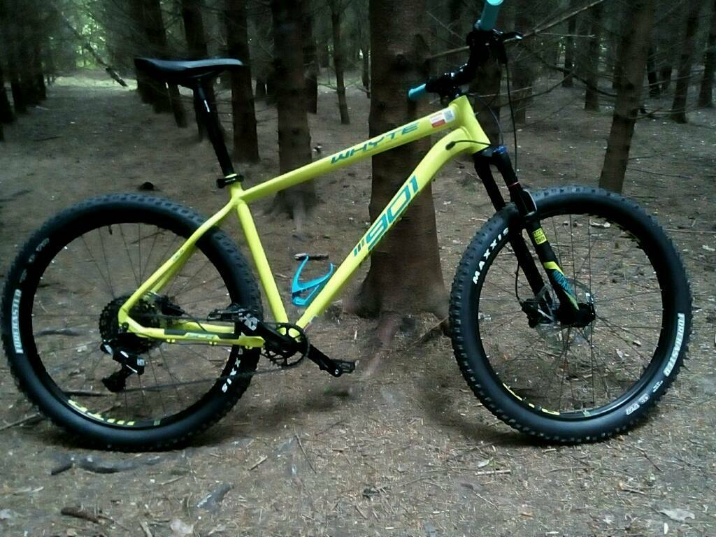 02dc22e9805 Whyte 901 beast! Brand new 2 rides old. | in Warminster, Wiltshire ...