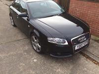 Audi A4 sline. 2.0 tdi. 2007. Cheap £2000
