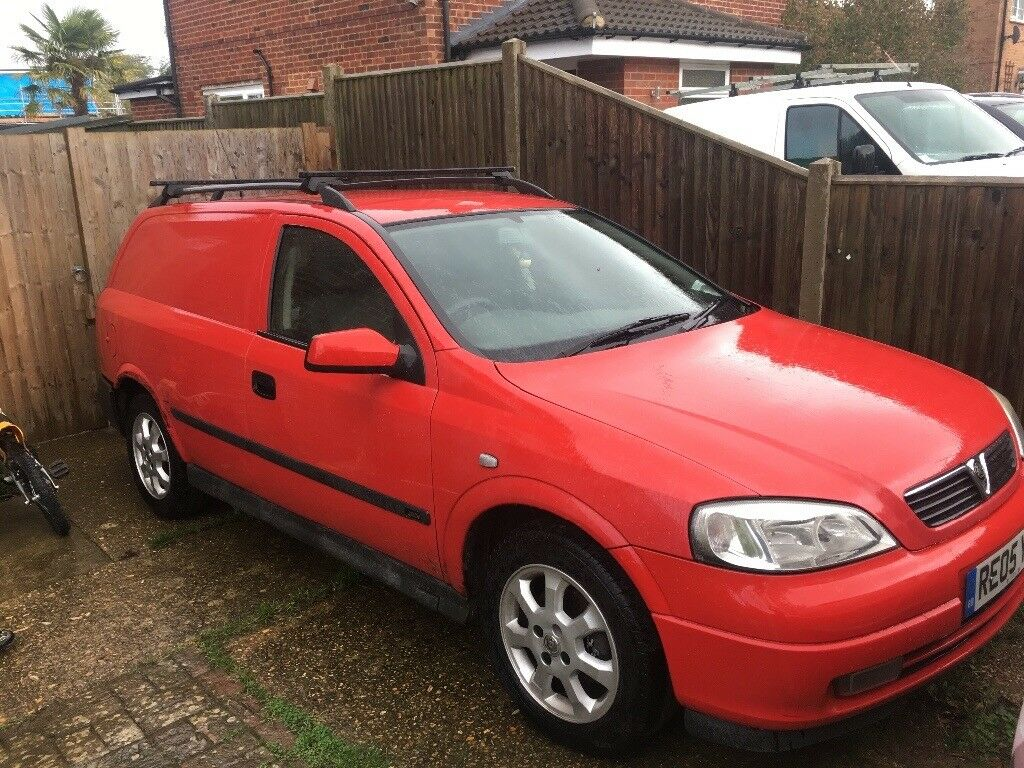 8aa71ee3b8 Vauxhall Astra van brilliant condition