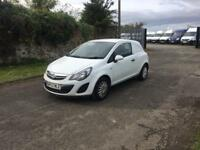 2013 VAUXHALL CORSA CDTI## 1 OWNER FROM NEW##