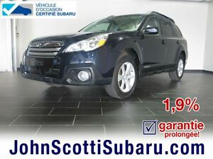 2013 Subaru Outback 2.5i Convenience Package