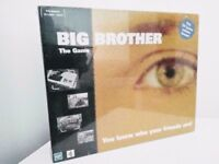 BRAND NEW BIG BROTHER DVD GAME