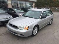 2003 Subaru Legacy L 4X4 ***GARANTIE & INSPECTÉ***