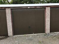 Garages to let