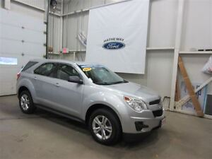 2012 Chevrolet Equinox LS AWD + 4 WINTER TIRES