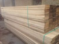 SCAFFOLD BOARDS BRAND NEW UNBANDED TIMBER 3.9M / 13FT LONG