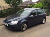 Volkswagen Golf 1.6 FSI Match 5dr, 2008, 58,000 Miles