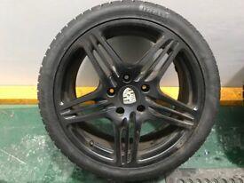 Winter Wheels & Tyres for Porsche 991 & 997 C4S