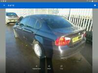 2006 BMW 318I 320I 325I 320D 318D 325D E90 REAR BOOTLID TAILGATE IN GREY *TRADE PARTS NORTH EAST*