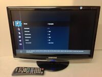 Samsung SM2033HD 20-inch Widescreen LCD TFT TV Monitor with Freeview