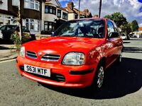 Nissan Micra 1.0 16v Equation CVT 3dr (S reg), Hatchback, HPI Clear