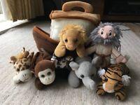 Noah's Ark - puppet boat