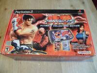 PS2 – Tekken 5 - 10th Anniversary Arcade Joystick