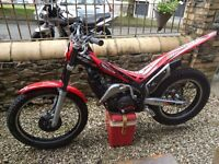 BETA EVO 300 2T 2012 not Sherco or Gas gas