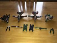 Transforming planes